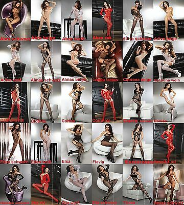 Catsuits * Body Stocking * Netz Body --- S - XXL