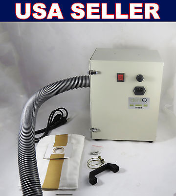 Dental Lab Vacuum Cleaner Polisher Dust Collector Suction 220v Dentq