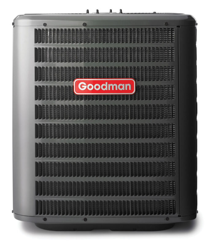 5 Ton Goodman 16 Seer R-410a Two Stage Compressor Gsxc160601