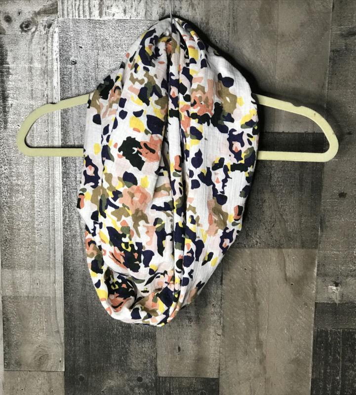 Bebe au Lait Nursing Breastfeeding Infinity Scarf Cover Premium Muslin Cotton