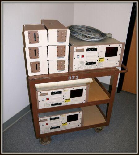 ZYGO 121F Laser Micrometers 1 Lot Set of 3 Instruments