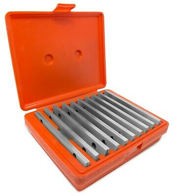 Wen 10380 20-piece Precision-ground 18-inch Parallel Sets With Case