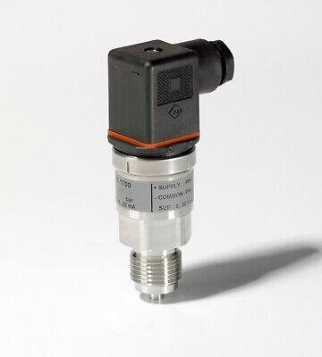 Danfoss Pressure Transmitter Mbs 1700 060g6106 0-16bar 4-20ma