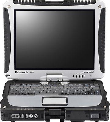 CF-19 MK6 @ 2.60 GHz PANASONIC TOUGHBOOK PC TABLETTE TACTILE WINDOWS 7 PRO