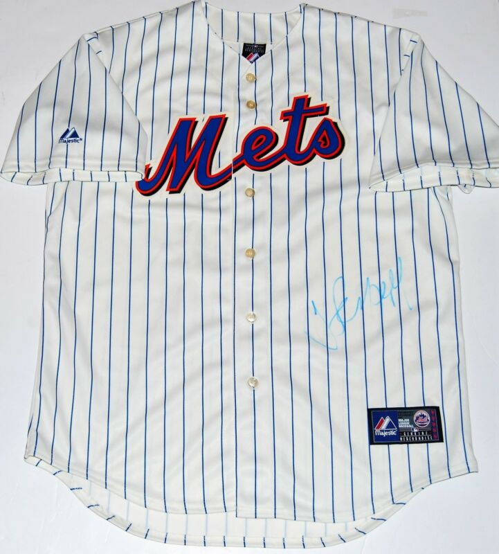 JERRY SEINFELD signed (NEW YORK METS) autographed baseball jersey W/COA