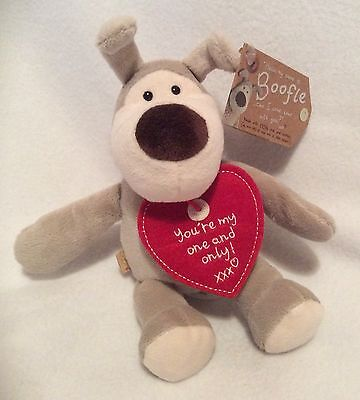 """Boofle - You're My One And Only - 7"""" Plush - Brand New"""