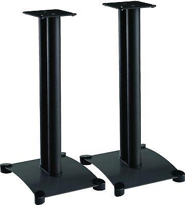 Sanus SF26B1 Black  26-inch Speaker Stands