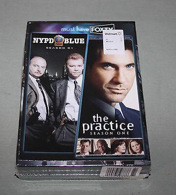 New Nypd Blue Season 1 & The Practice Season 1