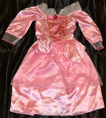 Princess Aurora Sleeping Beauty Halloween Costume Kids Toddler Size 2-4 Girls - Princess Aurora Costume Toddler