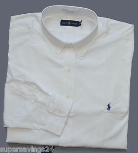 New 3xb 3xl big 3x polo ralph lauren mens button down for 3x shirts on sale