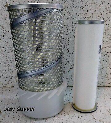 Heavy Duty Massey Ferguson Tractor Inner Outer Air Filter Set 20c 230 235 245