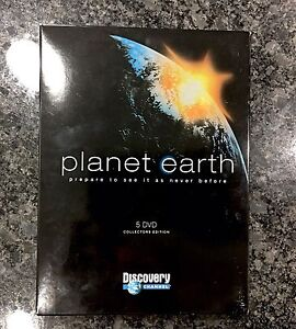 Planet Earth 5-Dvd Collector's Edition Boxed Set!