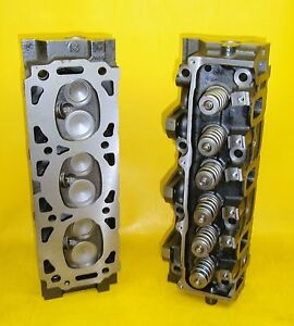 ford 6 cylinder head ebay. Black Bedroom Furniture Sets. Home Design Ideas