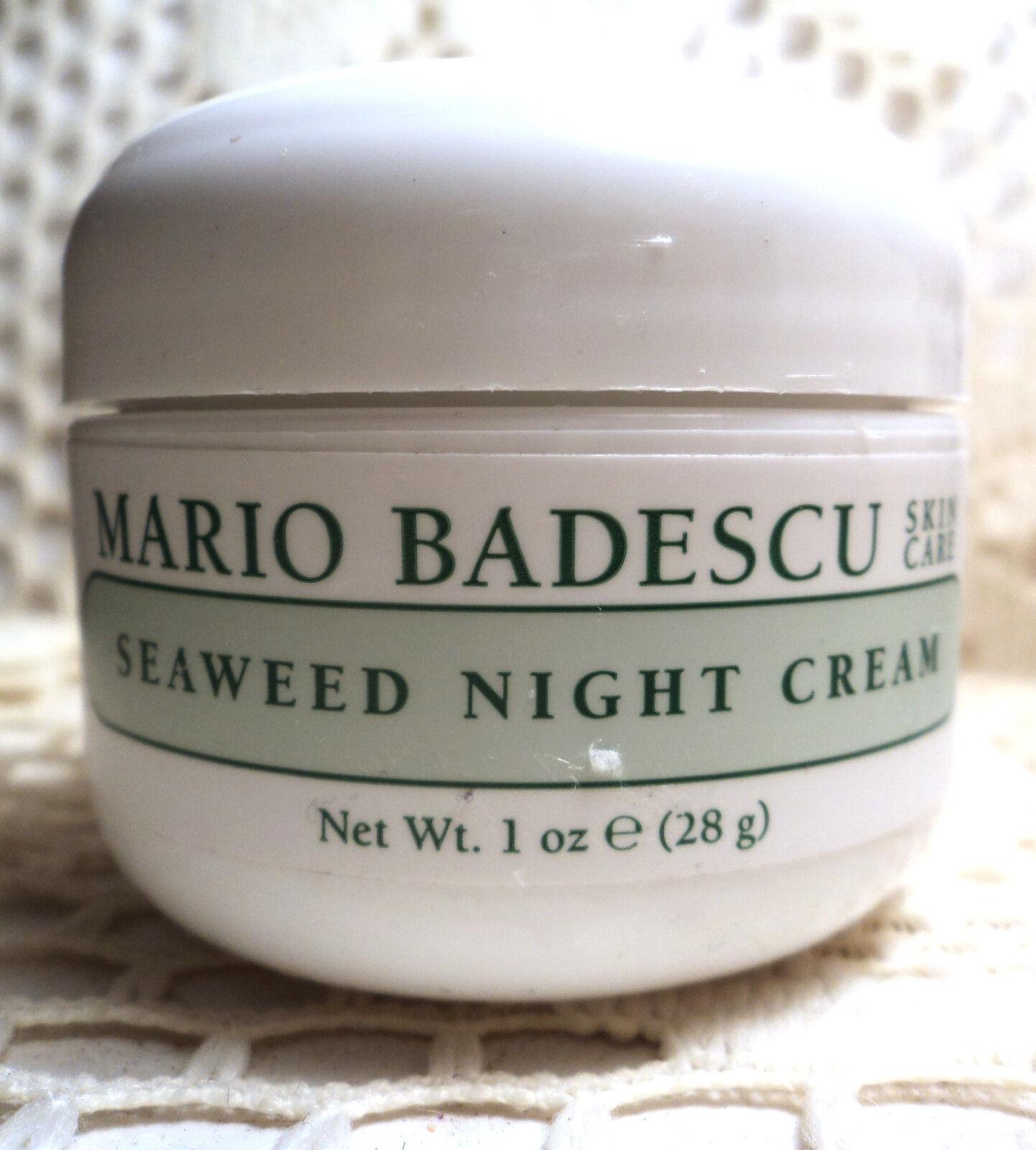 seaweed night cream 1 oz sealed