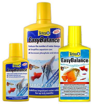 Tetra Easy Balance - TETRA EASY BALANCE 100ml 250ml 500ml pH KH PHOSPHATE WATER BALANCE AQUARIUM