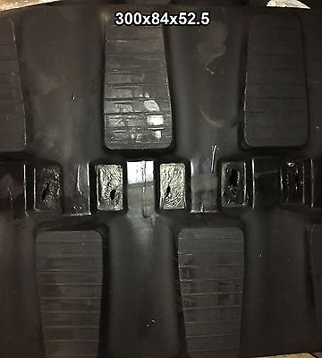 2-tracks Case Rubber Track Ck 36 Ck36 300x84x52.5 30084525