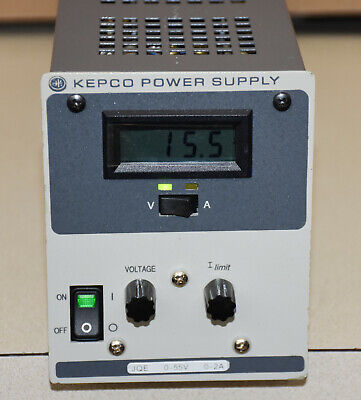 Kepco Power Supply Jqe 55-2m 22975