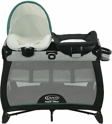 Graco - Pack 'n Play Quick Connect Portable Napper Playard - Darcie