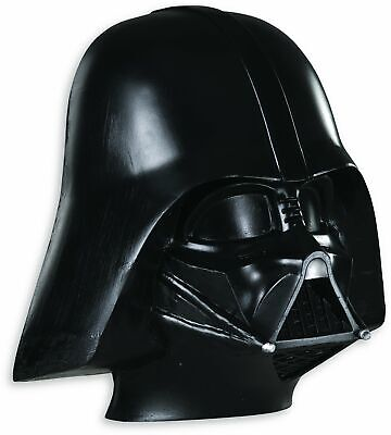 Star Wars Halloween Costumes For Kids (Darth Vader Mask One Size Kids Helmet Star Wars Costume For Halloween Party)