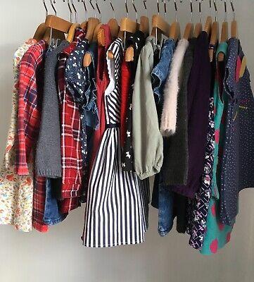 Huge Build Your Own Bundle Baby Girl Size 12-18 Months Dress Zara Next Gap Tops