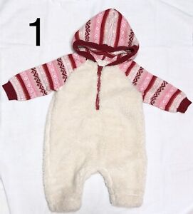 Baby Girl / Gender Neutral Baby Clothes 0-3M