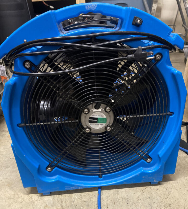 K&J products bed bug fan 400FZL1 With Hookups Great Condition! Model 510-B