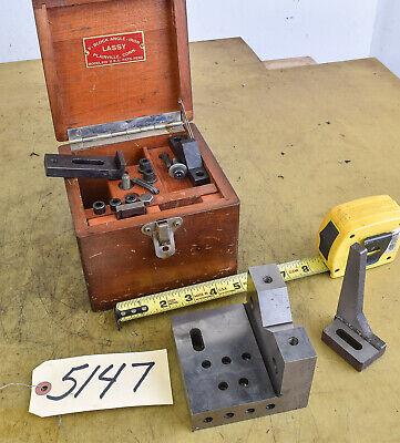 Lassy Precision Toolmakers Angle Block Ctam 5147
