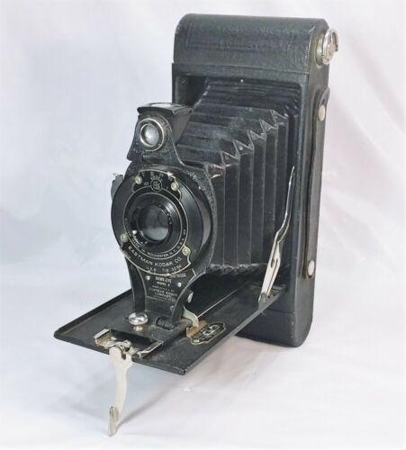Kodak Hawkeye 2A Model B 116 Film Folding Camera
