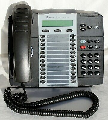 Lot Of 10 Mitel 50005664 5324 Ip Dual Mode Backlit Display Phone