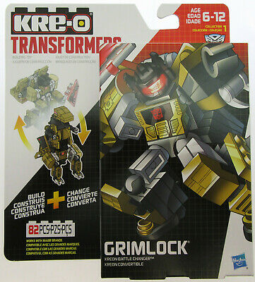 TRANSFORMERS ~ Grimlock ~ KRE-O ~ Kreon Battle Changers ~ Hasbro