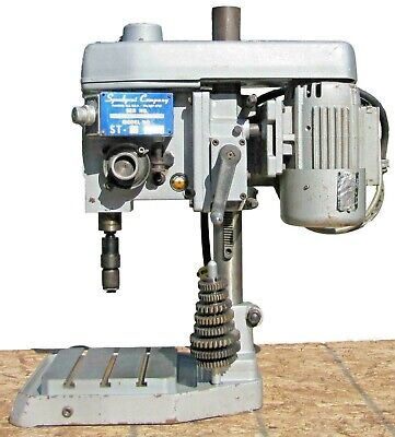 Speedycut Brother St-1v2 Precision Tapping Machine 220v 3 Phase With Extra Gears
