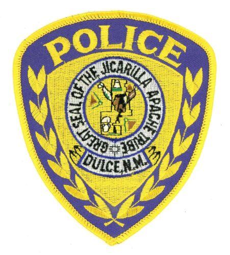 Jicarilla Apache Tribal Police New Mexico V 3