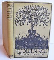 The Golden Age Kenneth Grahame 1948 Illustrated Ernest H Shepard Hb Vgc No Dj - john lane the bodley head - ebay.co.uk