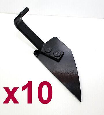 Lot Of 10 Disc Harrow Scraper Heavy Duty - Case Ih - 920 Roc - Brand New