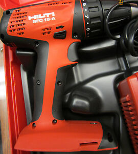 HILTI  DRILL/DRIVER SFC 18-A (18 VOLTS) BODY ONLY, BRAND NEW ,