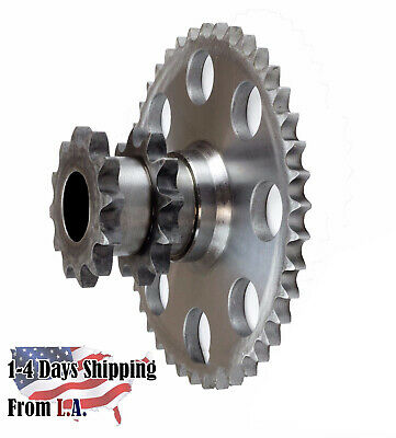 D76529 Chain Drive Sprocket For Case-ih Skid Steer Loader 1845c 1845 1845b 1845s