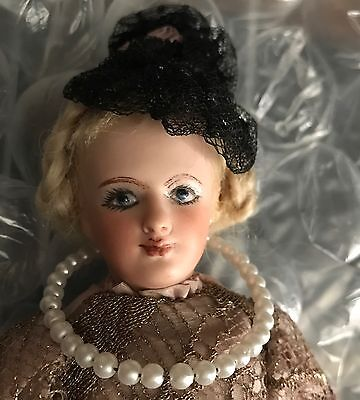 Maree Massey French Fashion Artist Doll Almost Real
