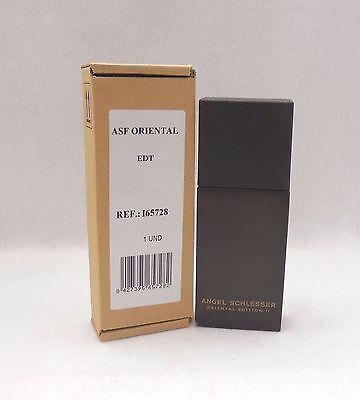 ANGEL SCHLESSER ORIENTAL EDITION II EAU DE TOILETTE SPRAY 100 ML / 3.4 FL.OZ.(T)