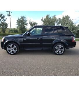 2011 Range Rover Sport Supercharged