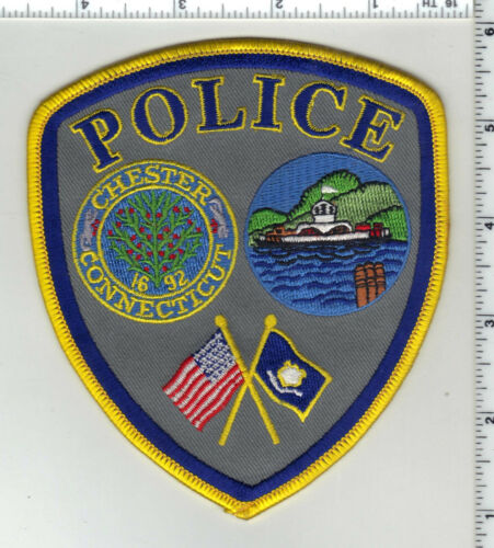 Chester Police (Connecticut) 2nd Issue Shoulder Patch