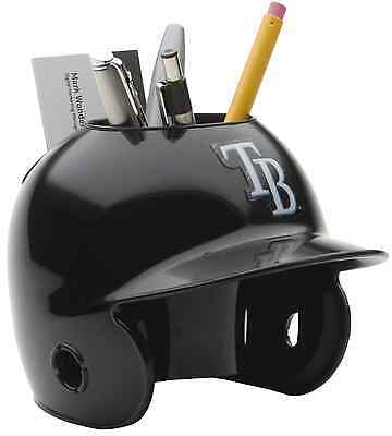 TAMPA BAY RAYS MLB Schutt MINI Baseball Batter