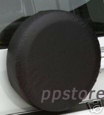 16 BLACK NEW SPARE WHEEL TIRE COVER For Jeep Liberty Wrangler size L