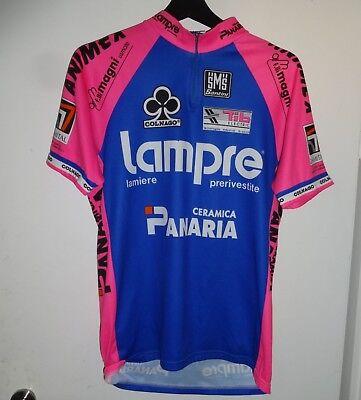 Colnago Trikot T-Shirt Roadbike Rennrad Gr XXL Size 6 2XL Santini Lampre  Panaria 33d3cee5f