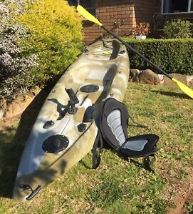 Kayak with it all Moss Vale Bowral Area Preview