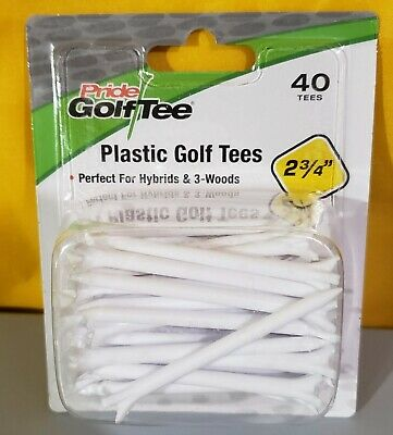 Pride Golf Tee 2-3/4