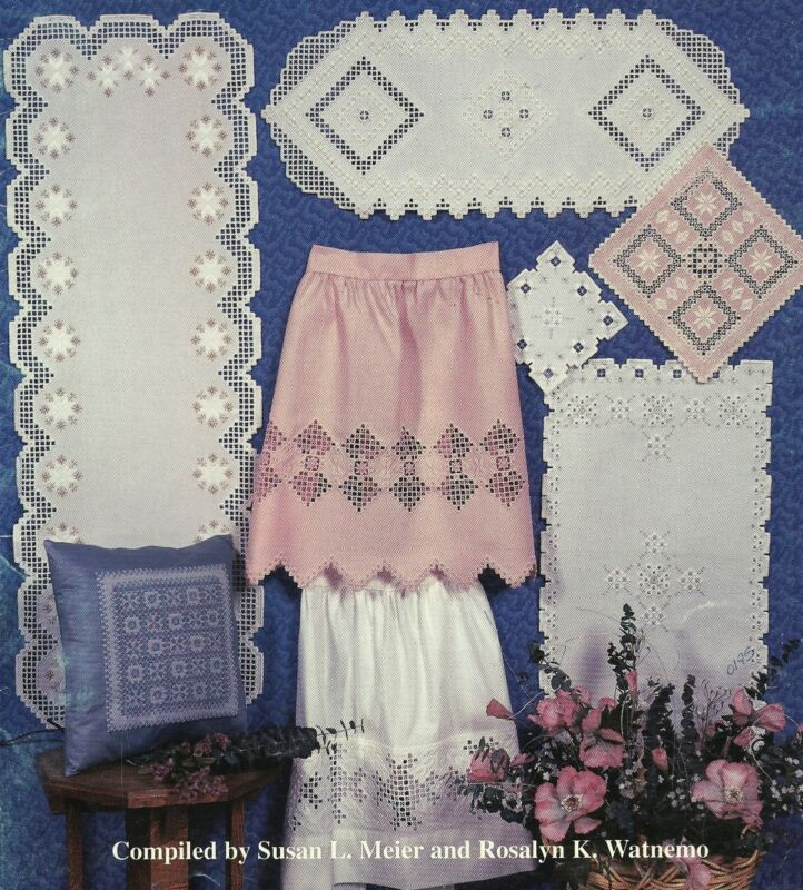 """Nordic Needle """"More Hardanger for Today"""" Leaflet"""