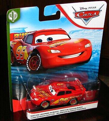 Disney Pixar Cars Rust-Eze Lightning McQueen Copper Canyon