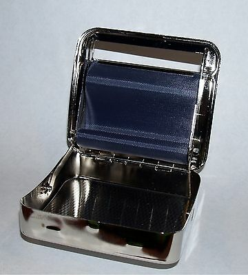 Automatic Cigarette Tobacco Smoking Rolling Box 70mm Machine Roller FREE Papers
