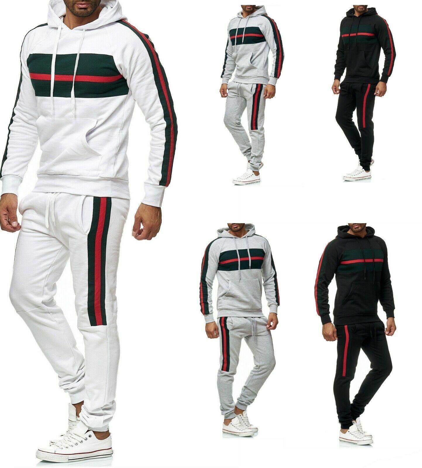 Trainingsanzug Sportanzug Jogginganzug  Trainings Hose Pullover trainings Anzug