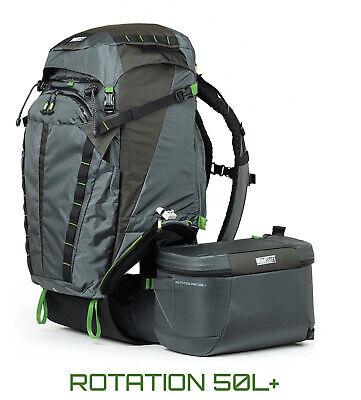 MindShiftGear Rotation Pro 50L+ Camera Bag Backpack